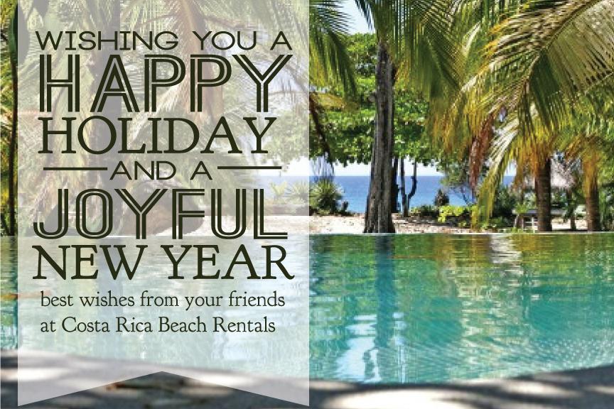 Costa Rica Christmas Rentals