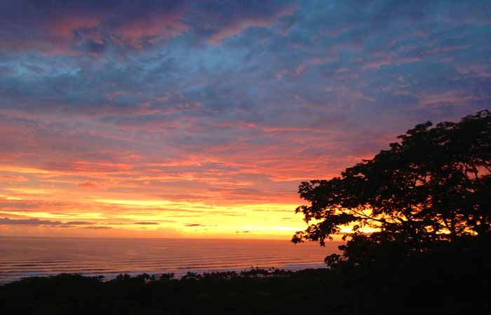 Another amazing Costa Rica sunset