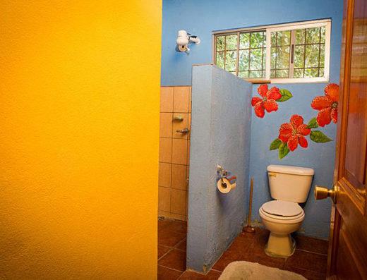 Bathroom at Casa Don Tomas