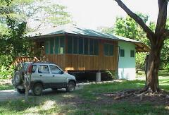 Nazareno House in Playa Hermosa